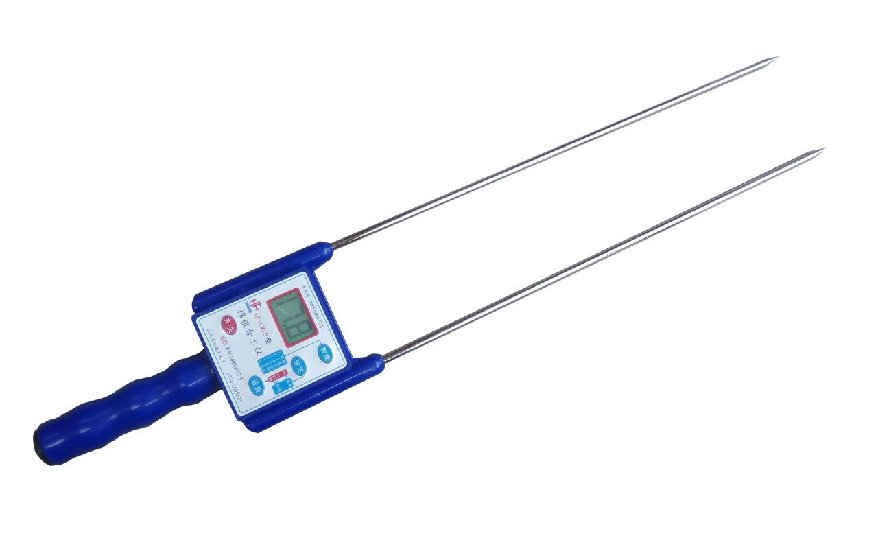 棉粮比特棋牌官网最新版本测量仪HF-LM10型 蓝色