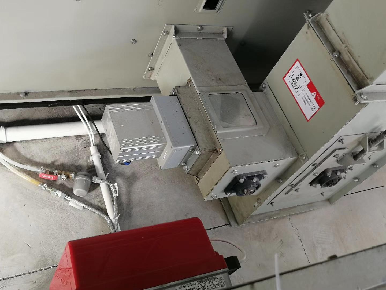河南烘干机机械公司按装现场